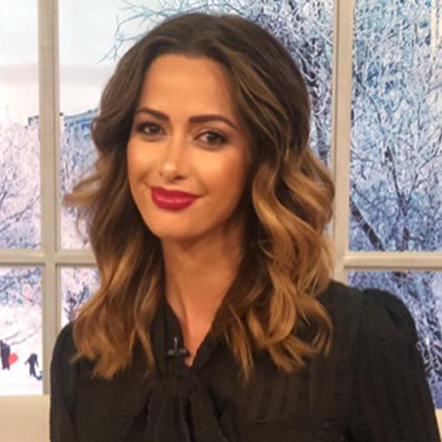 Paulina Sodi, presentadora de las noticias de Un Nuevo Día
