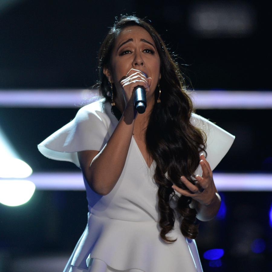 Adrianna Foster La Voz