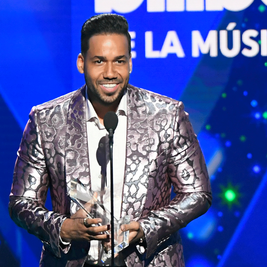 Romeo Santos Premios Billboard
