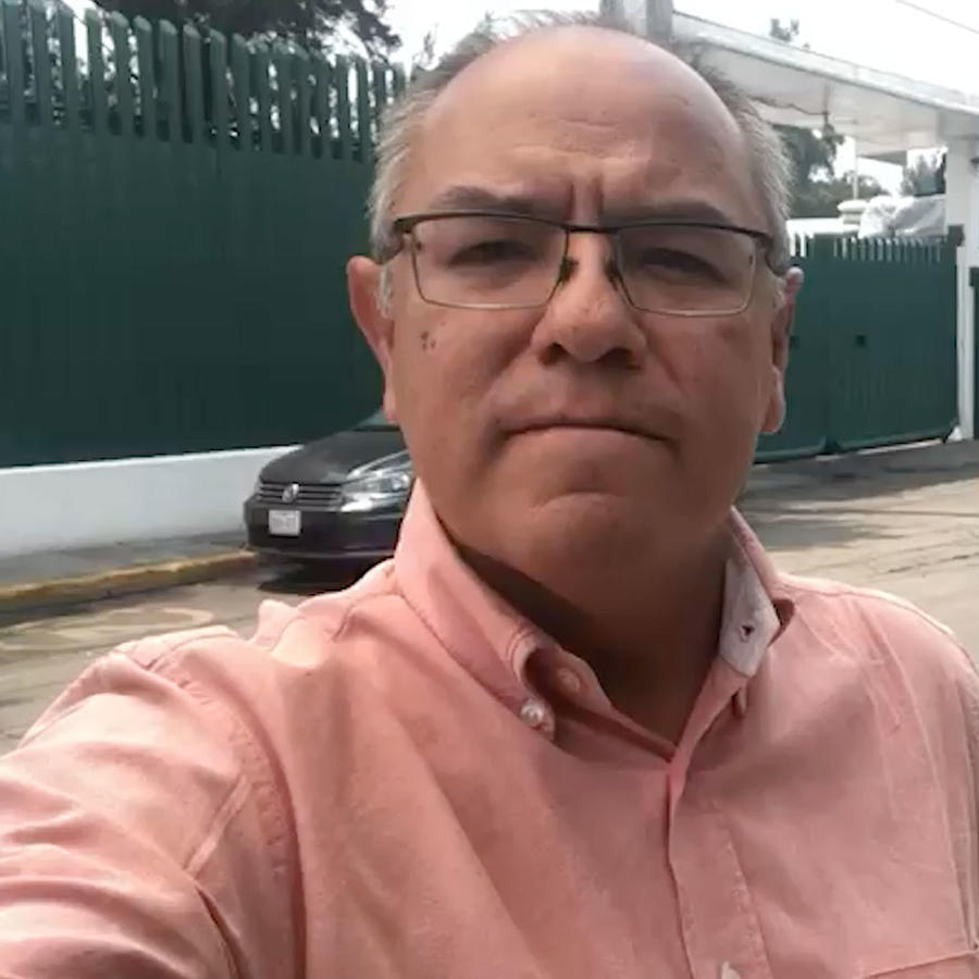 Raúl Torres informa sobre la muerte de una niña migrante en México