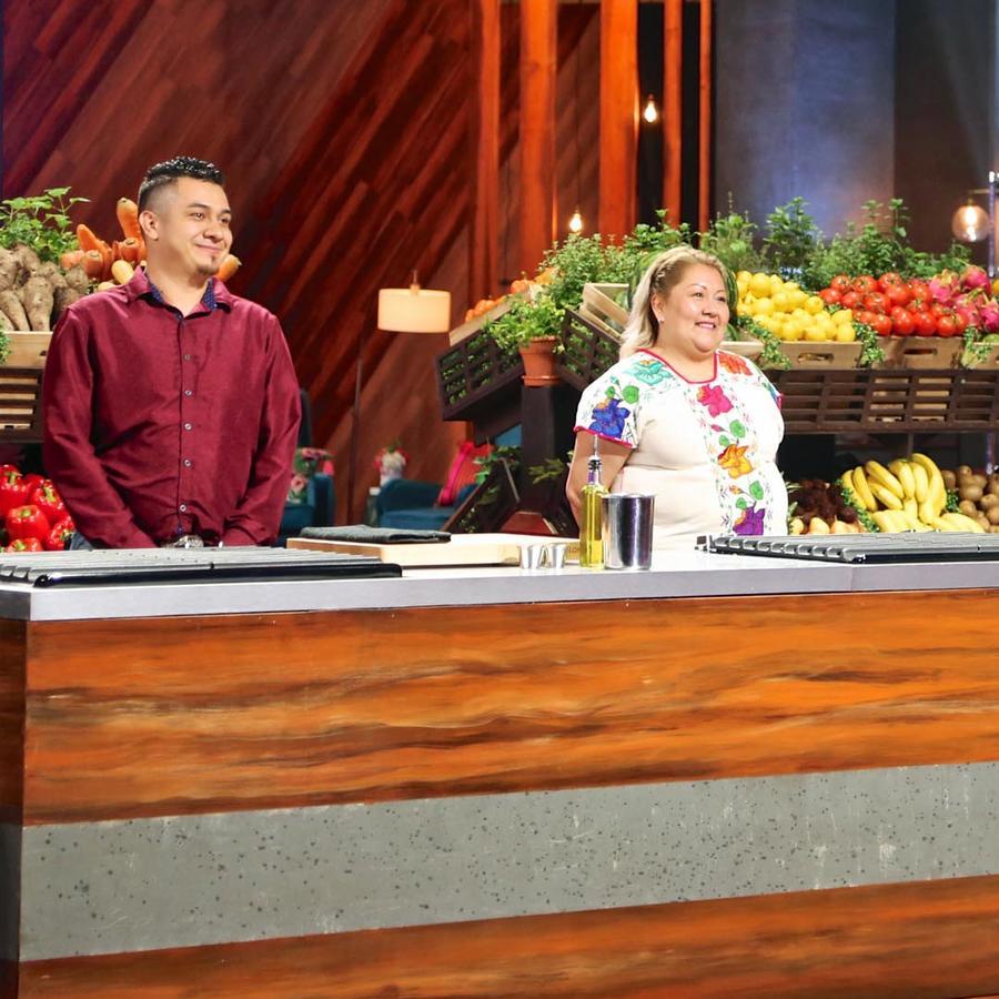 Tres mexicanos en busca del primer delantal blanco de MasterChef Latino 2