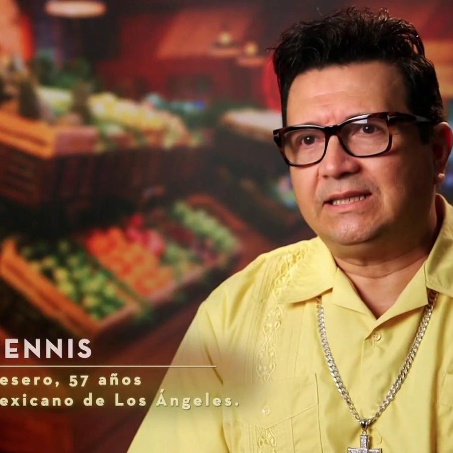 Dennis busca que su talento le otorgue el delantal blanco
