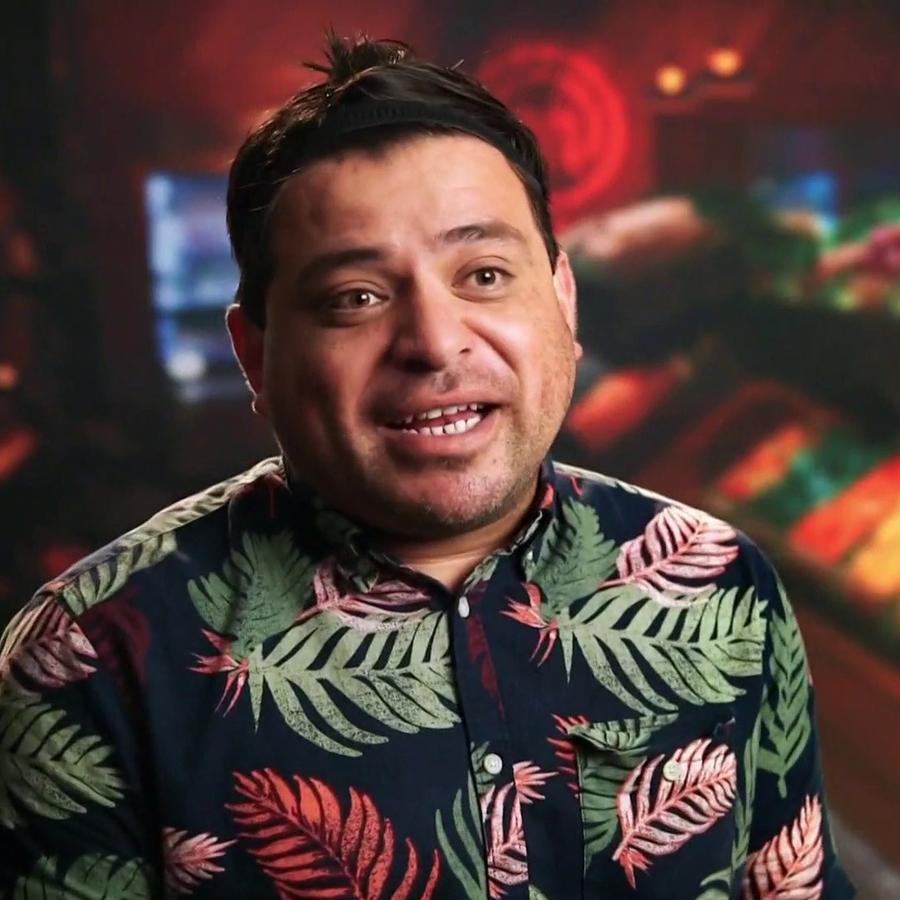 Javier Seañez quiere llevar el sabor mexicano a MasterChef Latino
