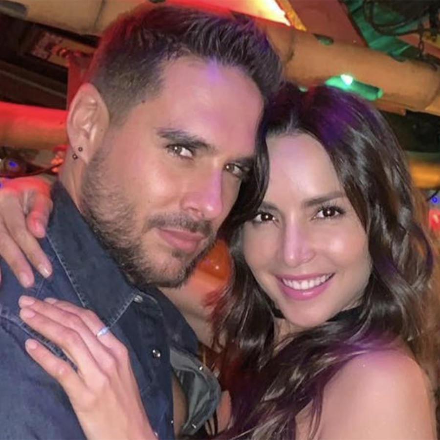 ¡Se casaron Carmen Villalobos y Sebastián Caicedo! (VIDEO)
