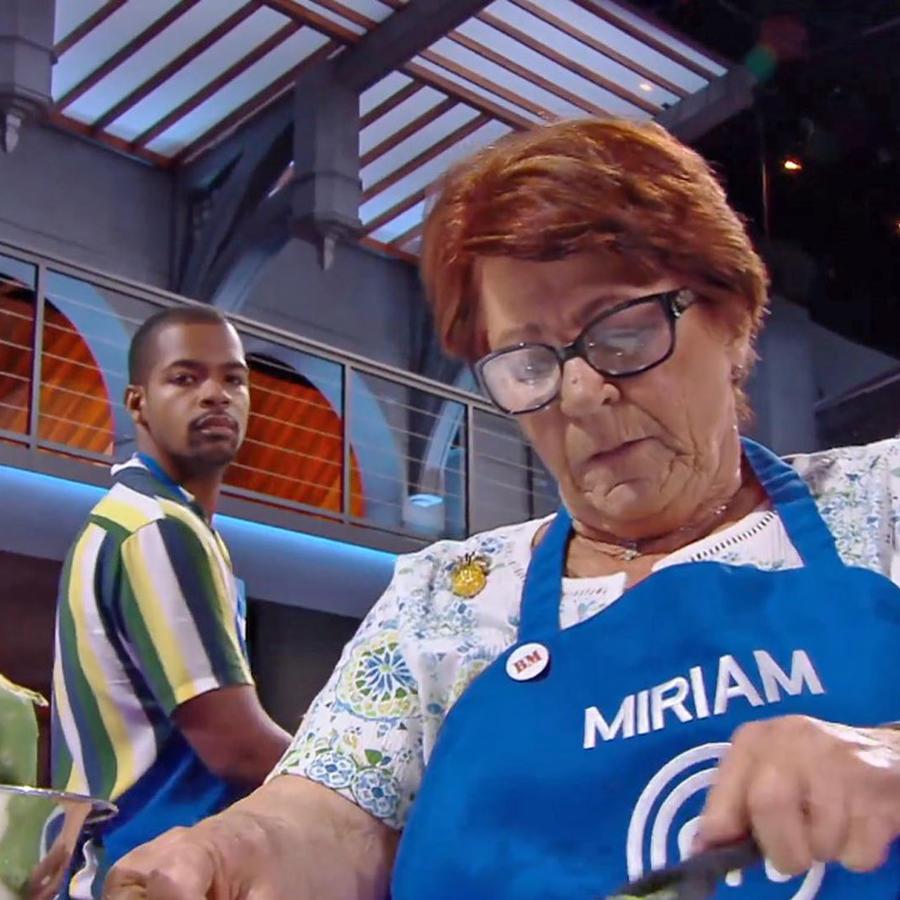 Miriam Palomino se molesta porque no le asignan trabajo