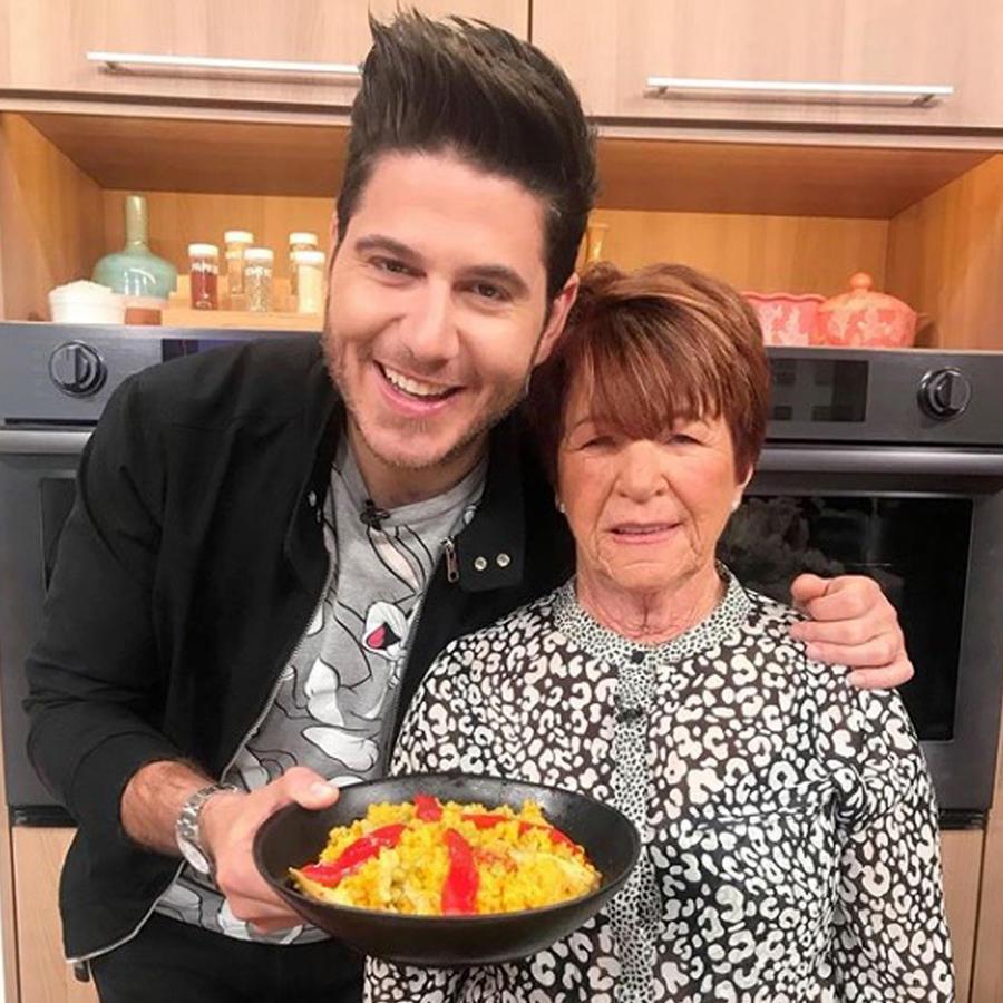 Chef James y Miriam Palomino