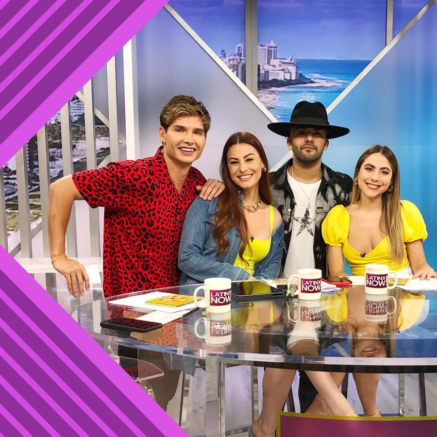 El joven talento Gabriel revive el merengue junto con Elvis Crespo, Olga Tañón y Johnny Ventura entre otros.