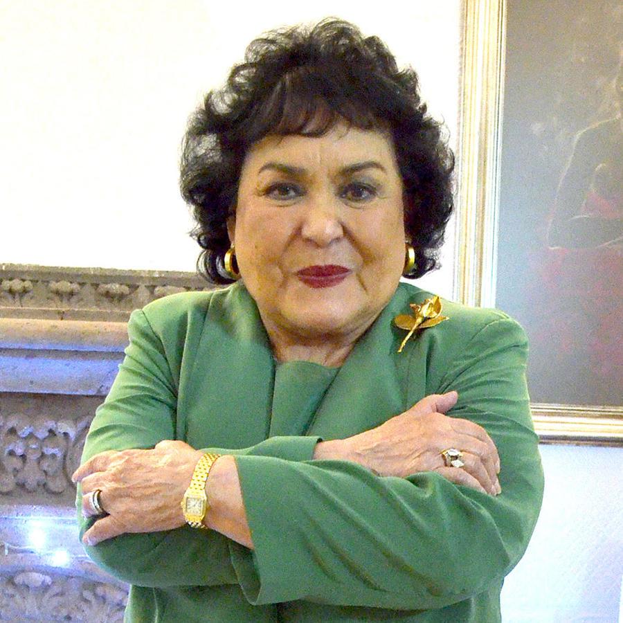 Carmen Salinas y Niurka Marcos hicieron las paces (VIDEO)
