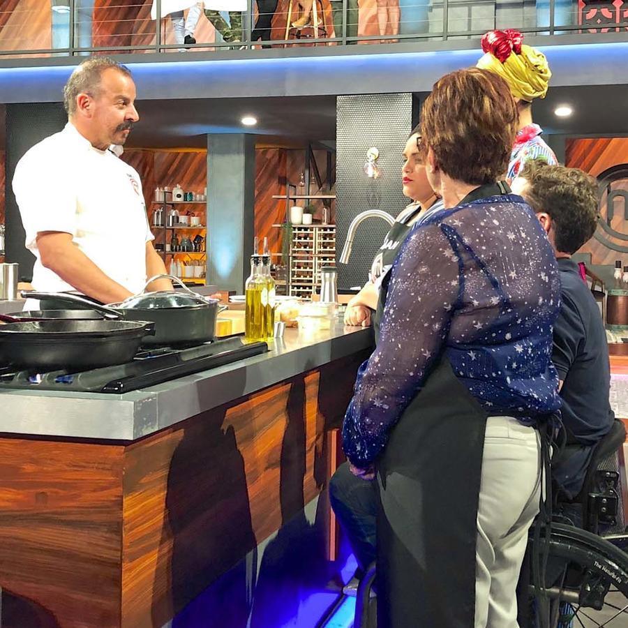 Segunda masterclass con el Chef Benito Molina