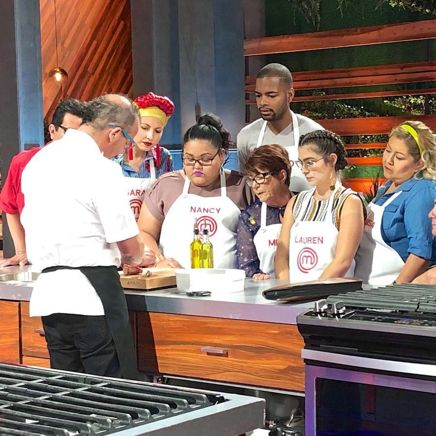 Masterclass con el Chef Benito Molina