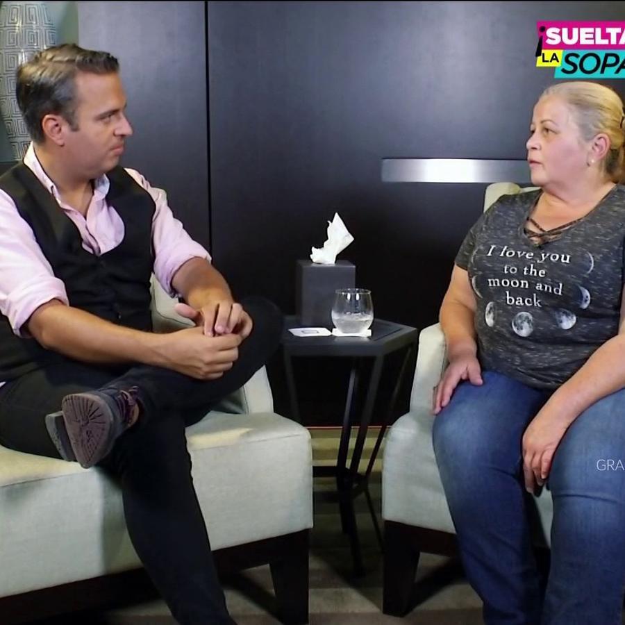 """Mercedes Arce, otra """"víctima"""" de Pablo Lyle (VIDEO) PARTE 1"""