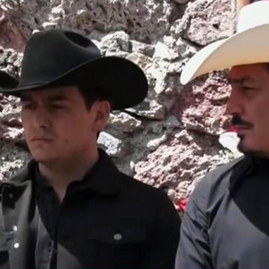 Julián Figueroa y José Manuel Figueroa reconciliados