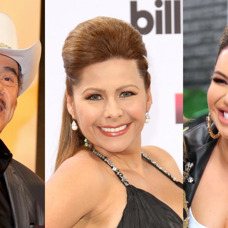 Don Pedro Rivera, Carmen Jara y Chiquis Rivera