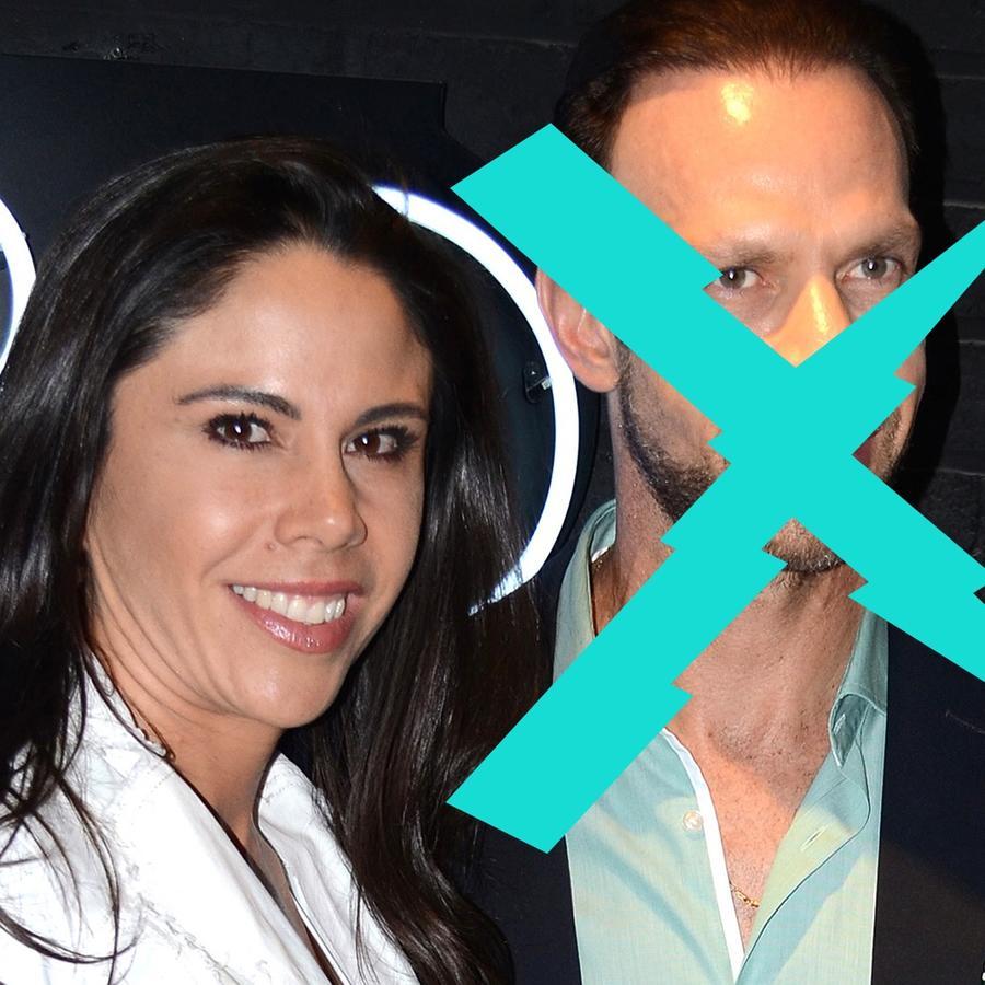 Paola Rojas y Zague