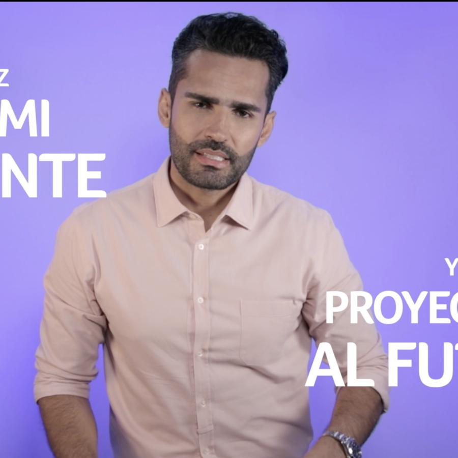 El actor colombiano, Fabián Ríos, habla de su pasado y de su familia