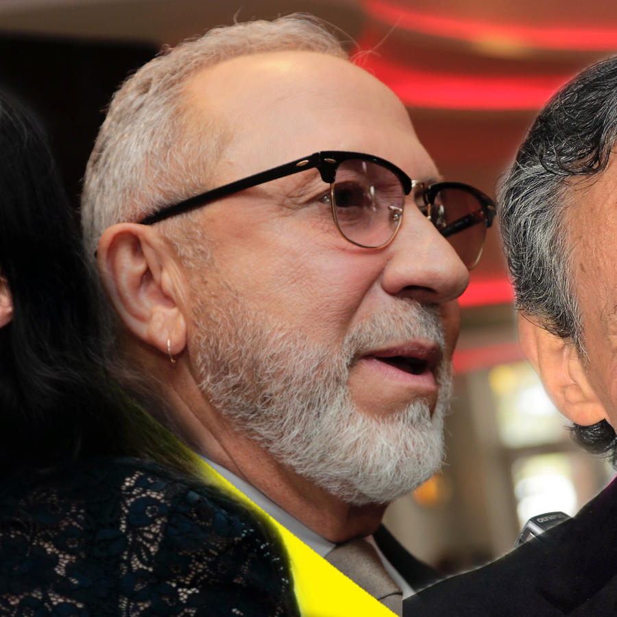 Emilio Estefan, Sarita Sosa y José José