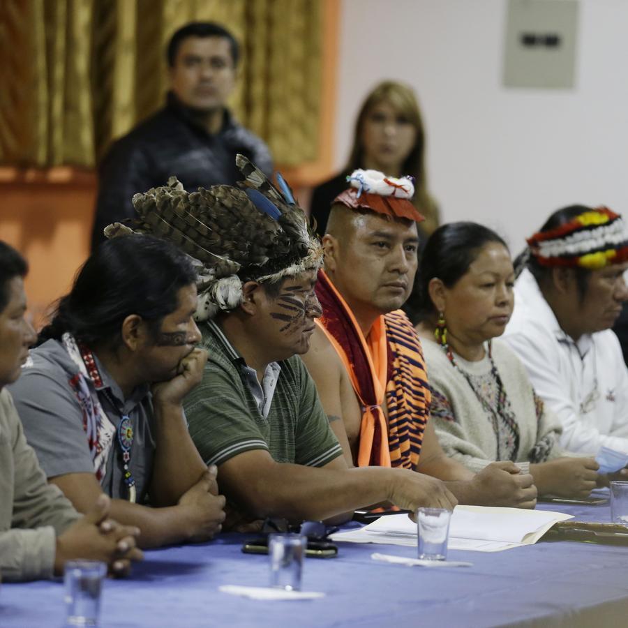 Ecuador: Aplazan diálogo entre gobierno y manifestantes