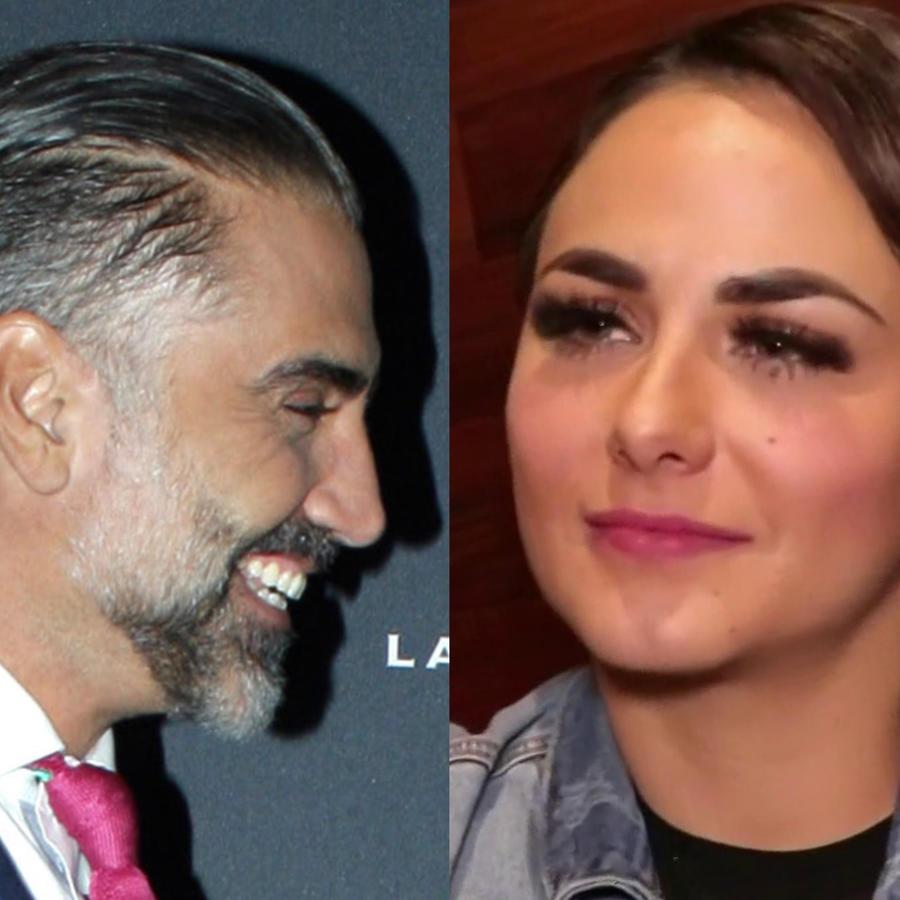 Alejandro Fernández y Gaby Roma