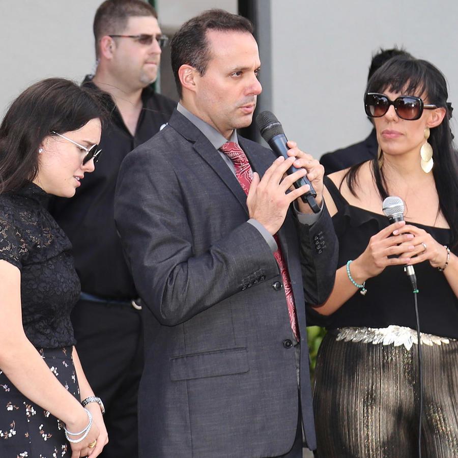 José Joel, Sarita y Marisol Sosa