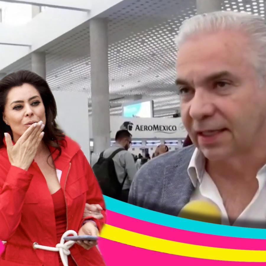 Yadhira Carrillo y Antonio Collado