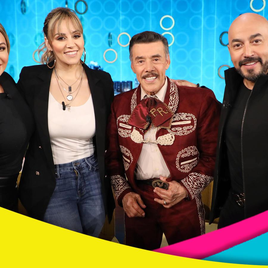 Chiquis, Rosie, Pedro Rivera y Lupillo
