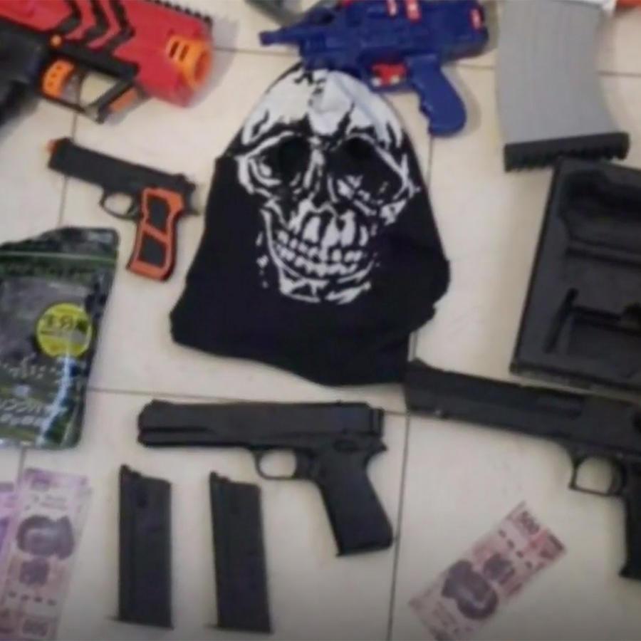 Abuelo le pasó las armas al menor que mató a su profesora en México.