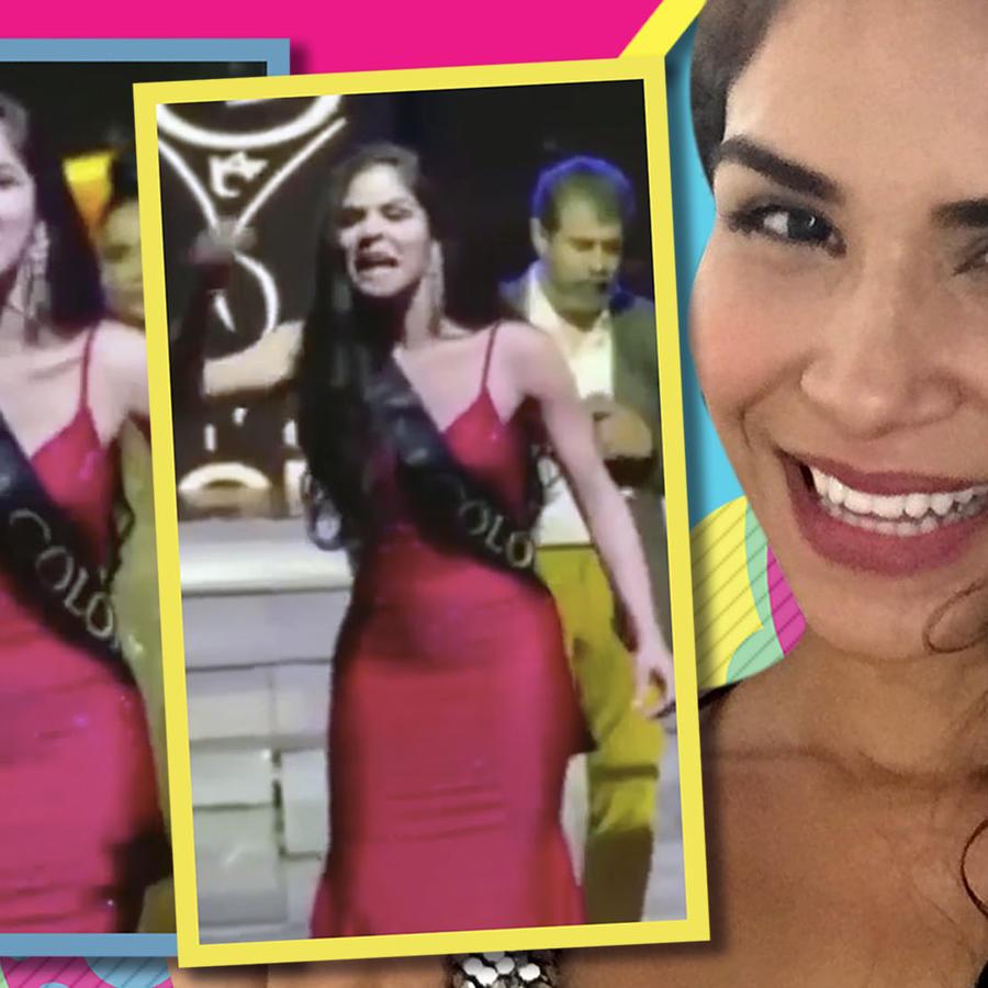 Jesenia Orozco denuncia fraude en Miss Global Cover