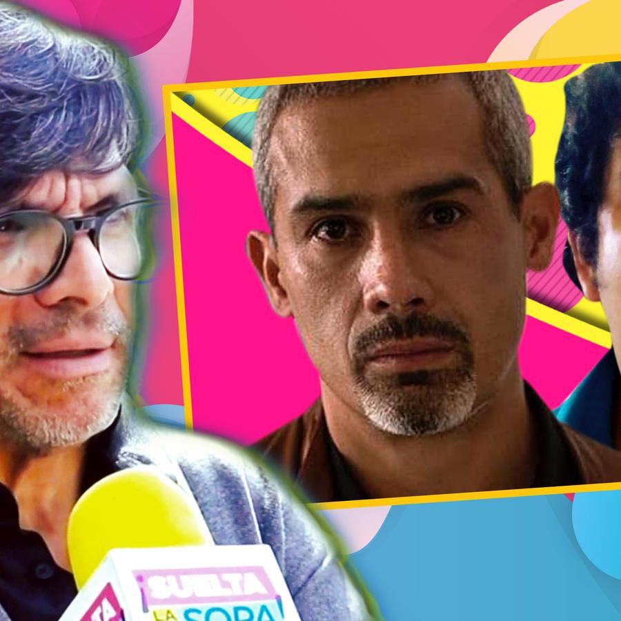 Rubén Galindo, Jorge Navarro Sánchez y Luis Gerardo Rivera