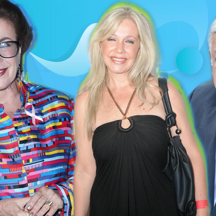 Laura Zapata, Ernestina Sodi y AMLO