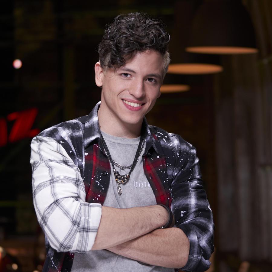 Jorge Franco, La Voz US 2, Team Vives