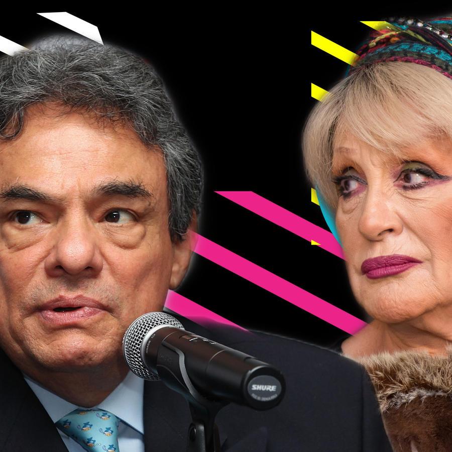 José José y Anel Noreña