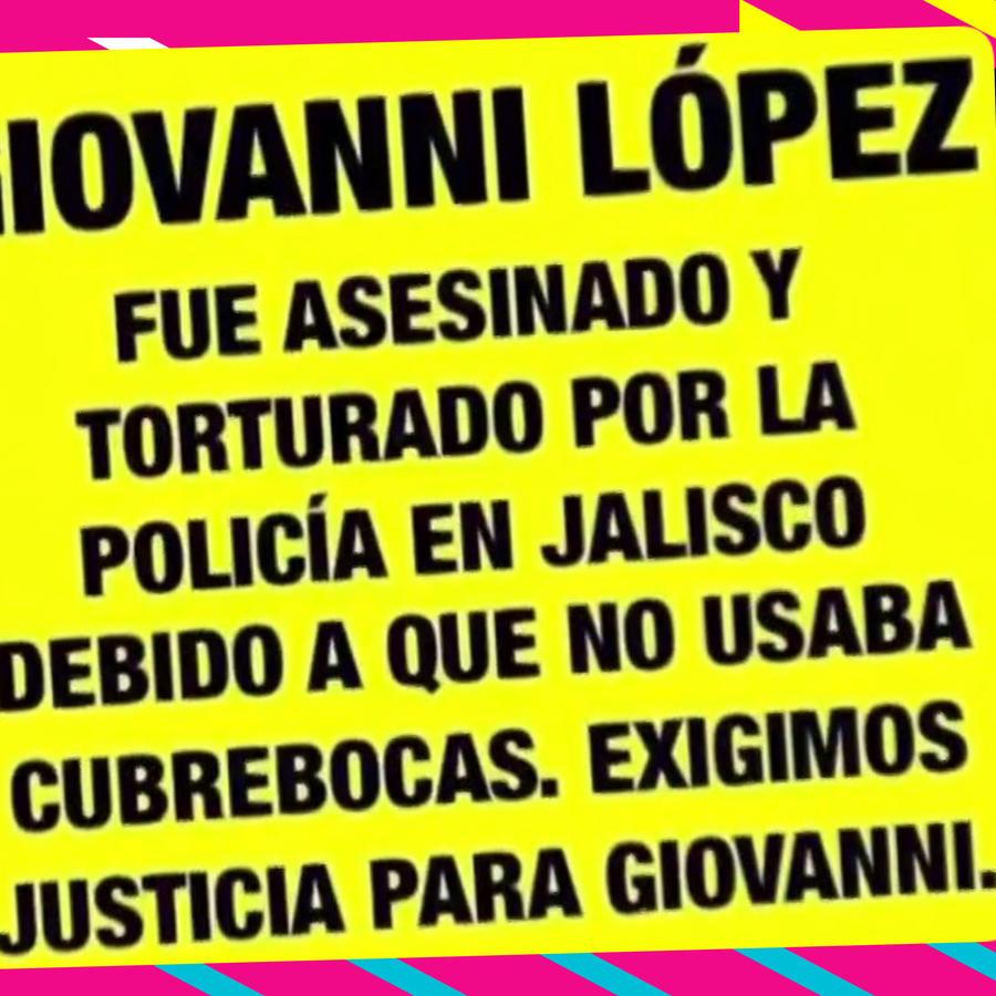 Giovanni López