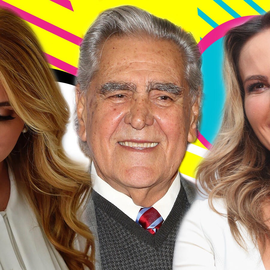 Angélica Rivera, Eric del Castillo y Kate del Castillo