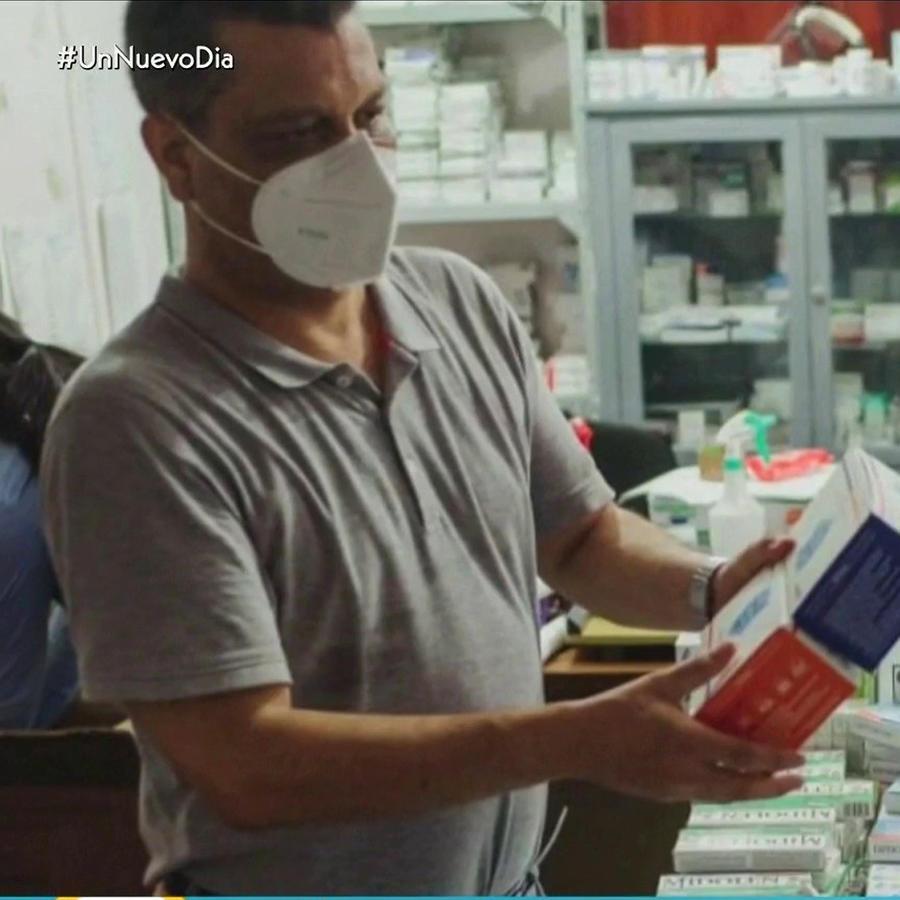 Cóctel contra coronavirus