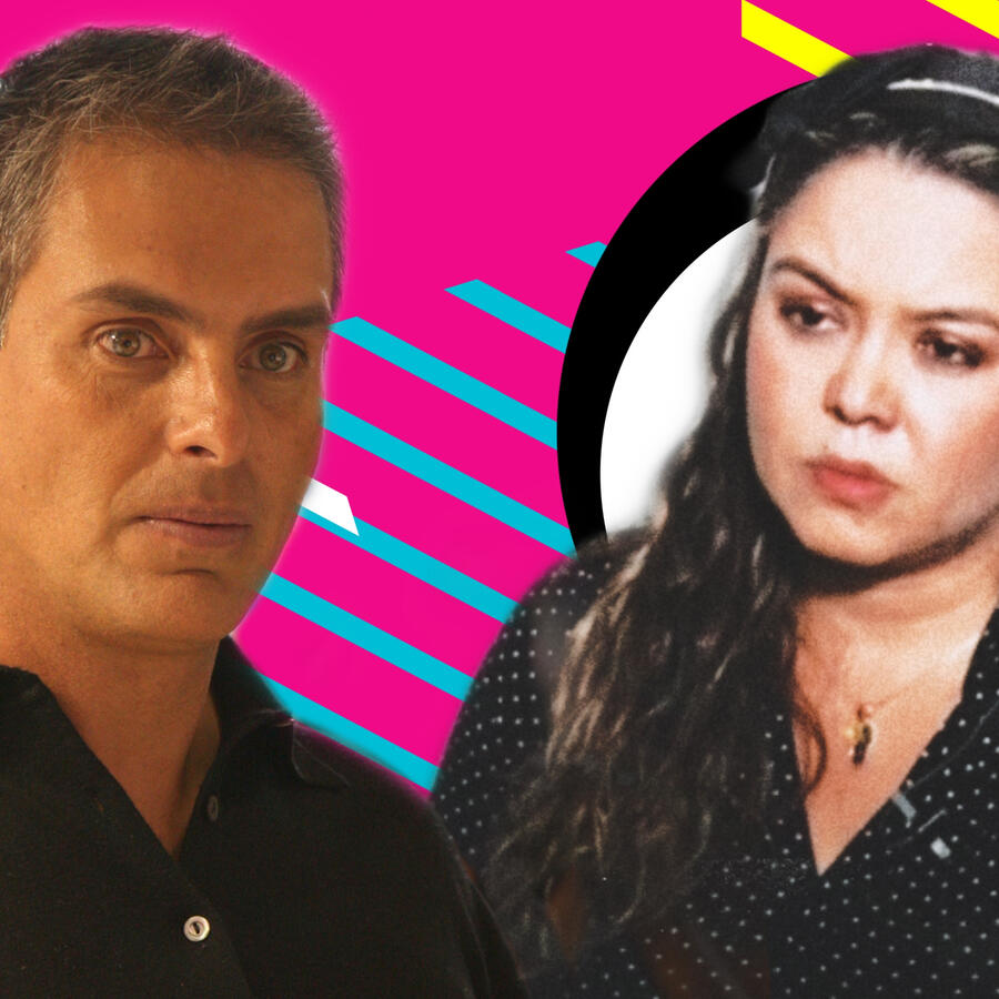 Xavier Ortiz y Carissa de León