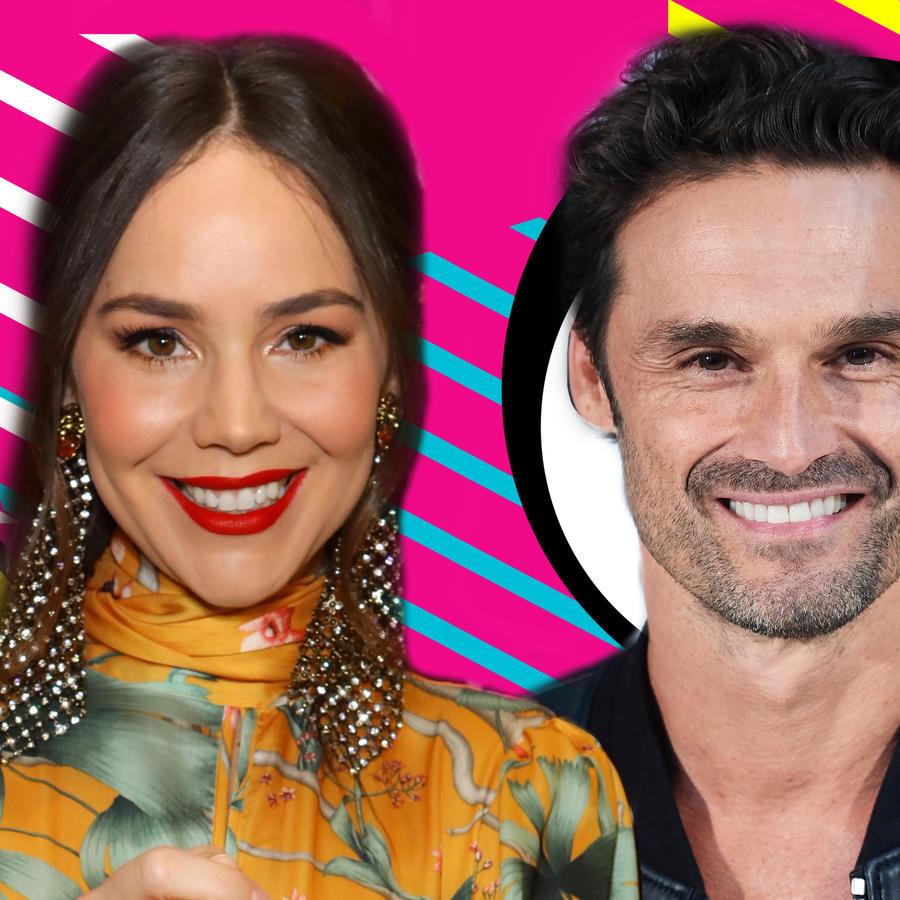 Camila Sodi e Iván Sánchez