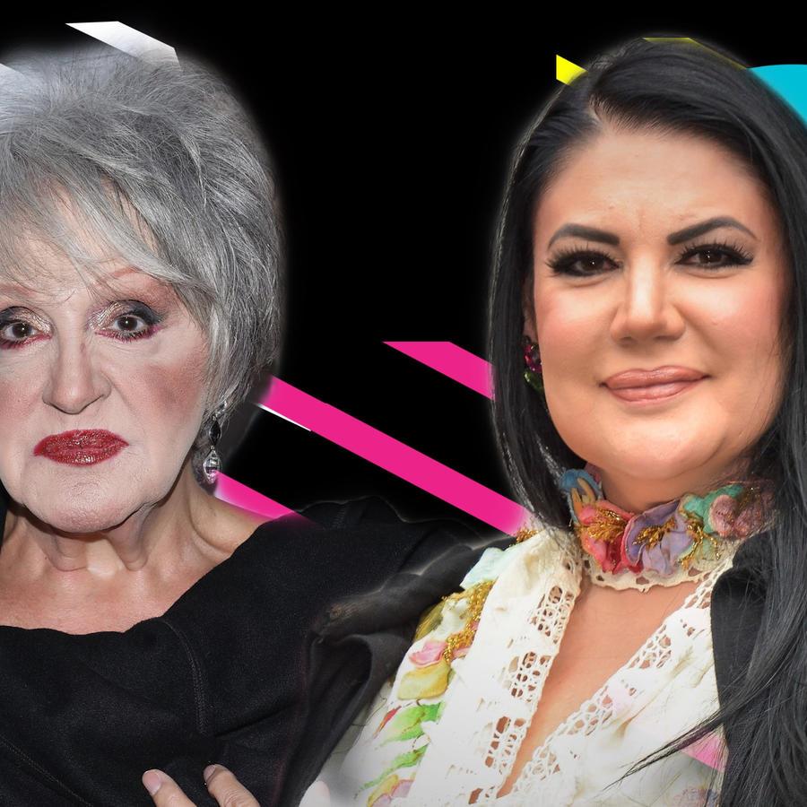 Anel Noreña y Alejandra Ávalos