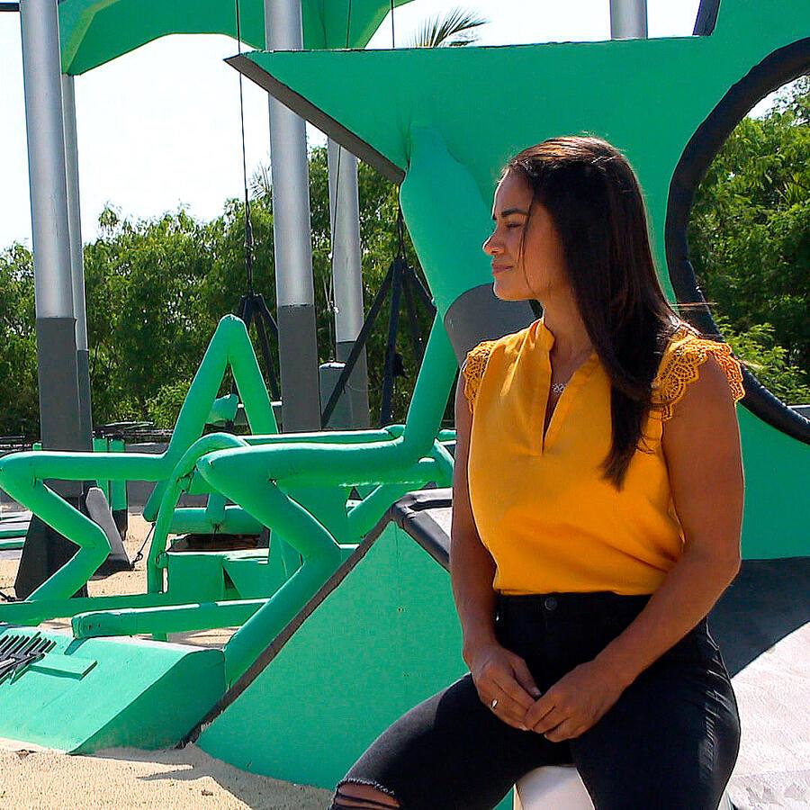 Verónica entrevistada por Chelly