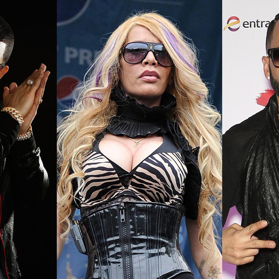 J Alvarez, Ivy Queen y Yandel