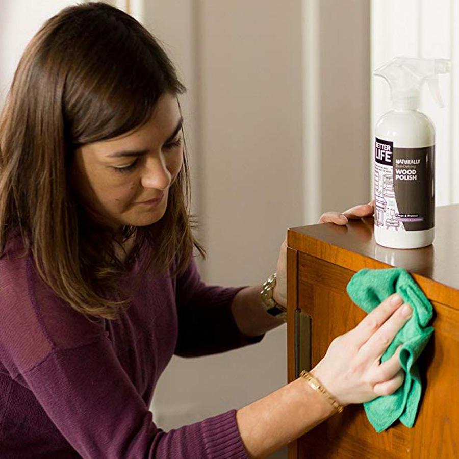 Productos naturales totalmente seguros para limpiar tu hogar