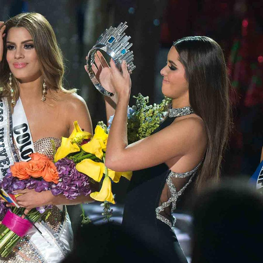 Miss Universo 2015, Miss Colombia 2015 y Miss Filipinas 2015