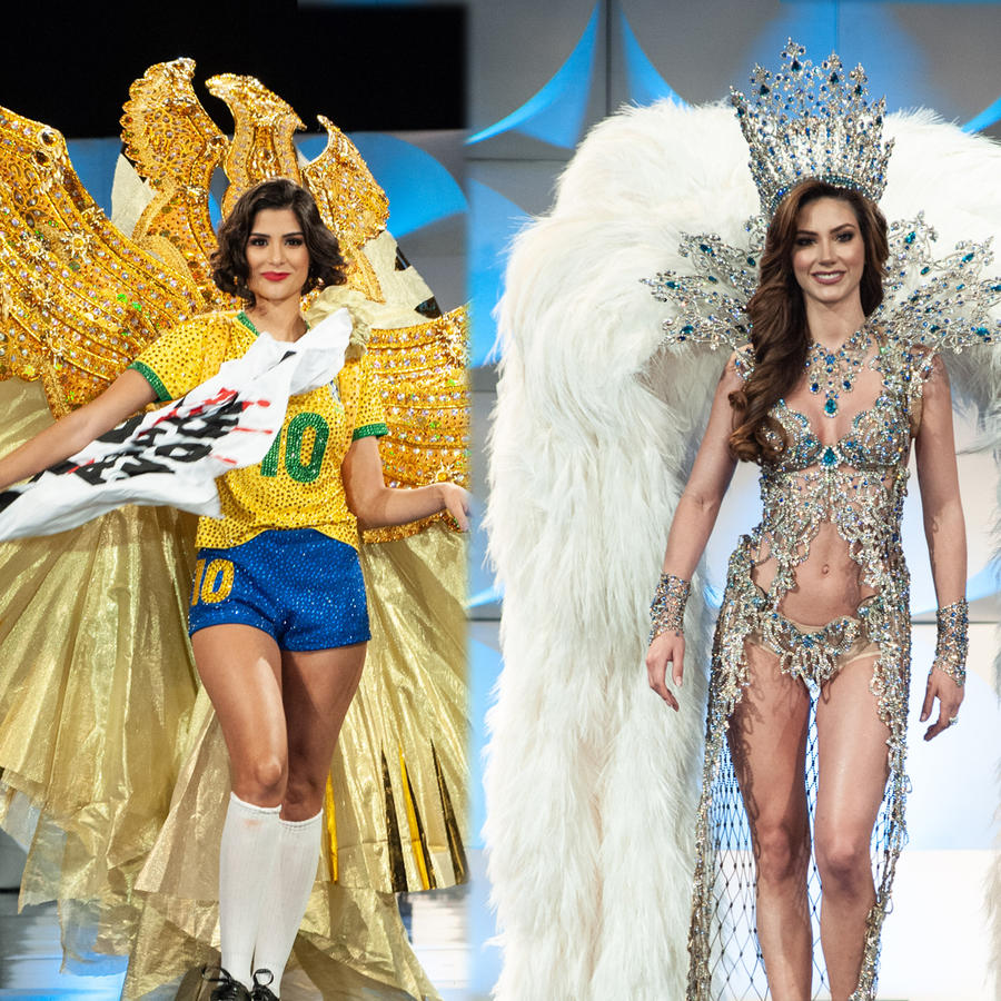 Traje típico Miss Universo 2019