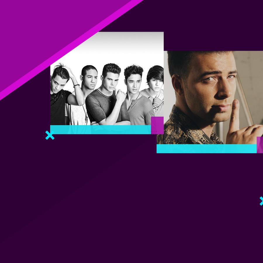 Performers Premios Tu Mundo 2017.