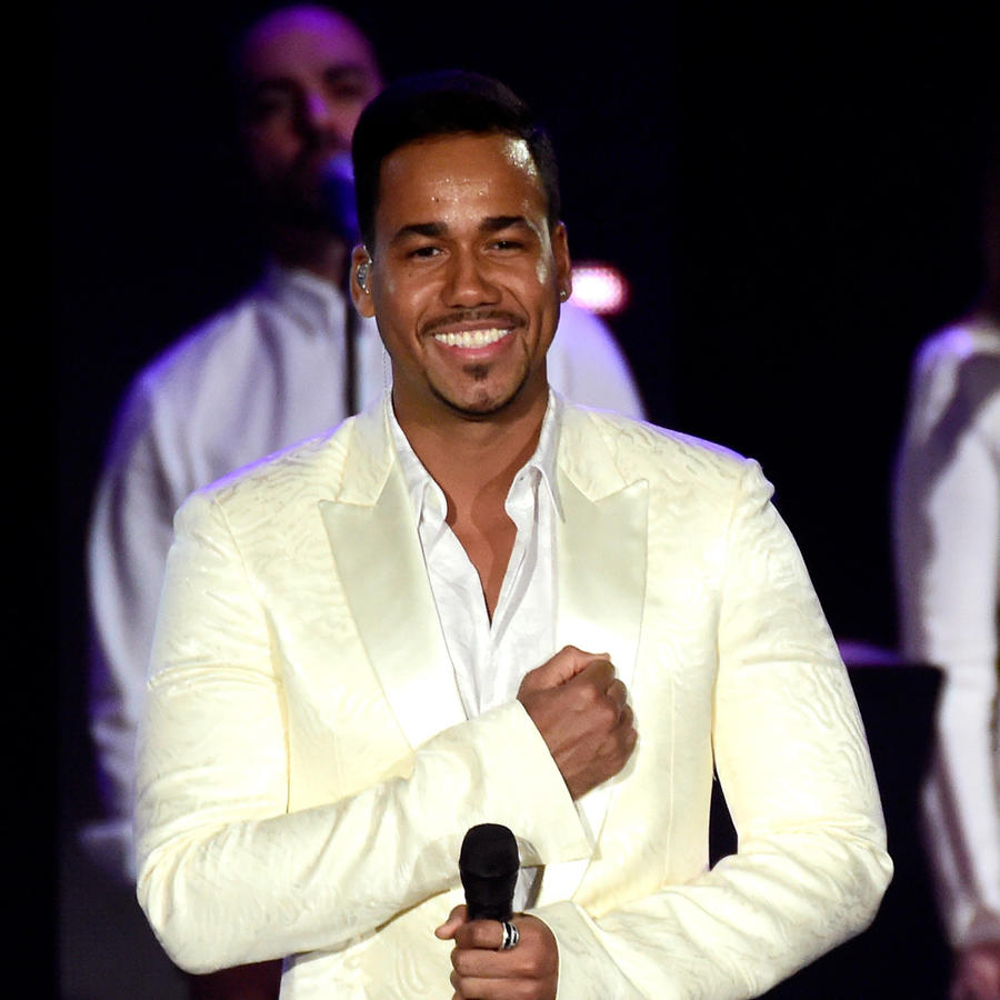 Romeo Santos en Latin Grammys Person of the Year