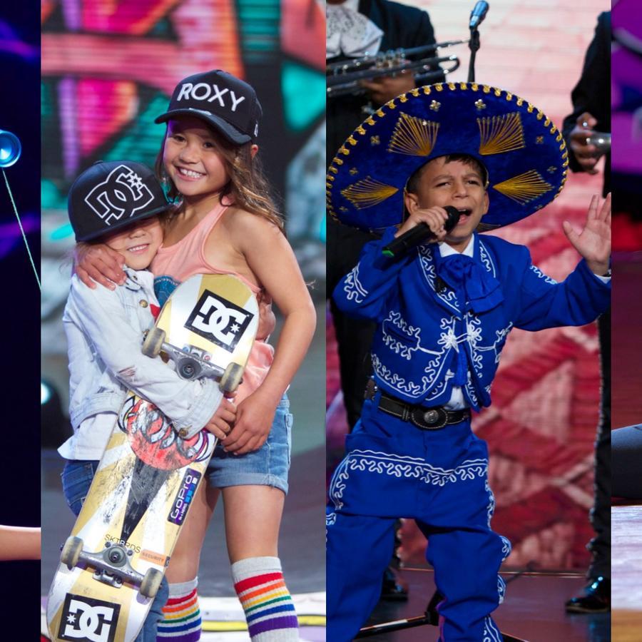 Concursantes Siempre Niños 7