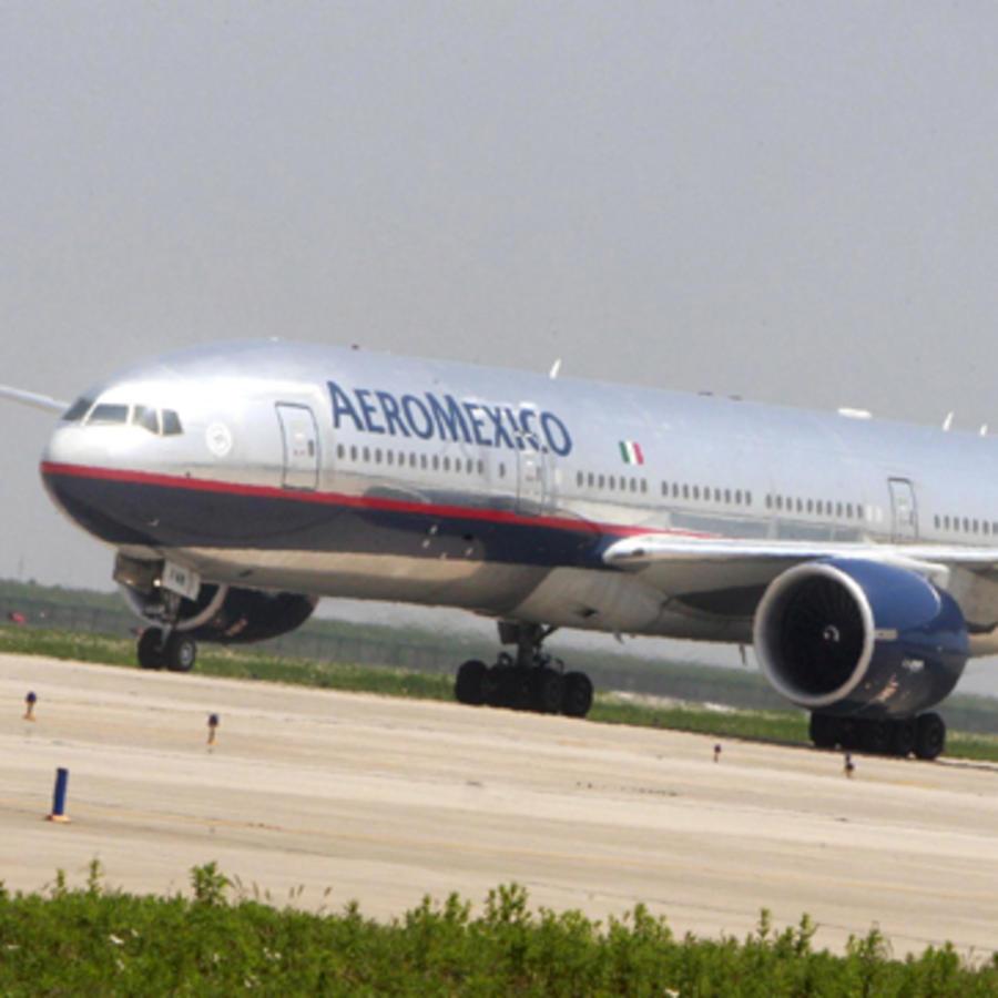 ¡AeroMéxico suspende todos sus vuelos a Venezuela!