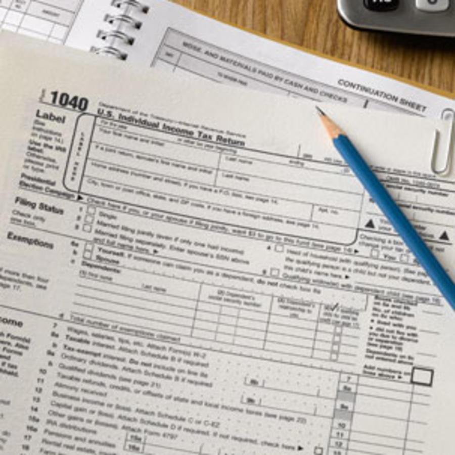 Declaración de taxes