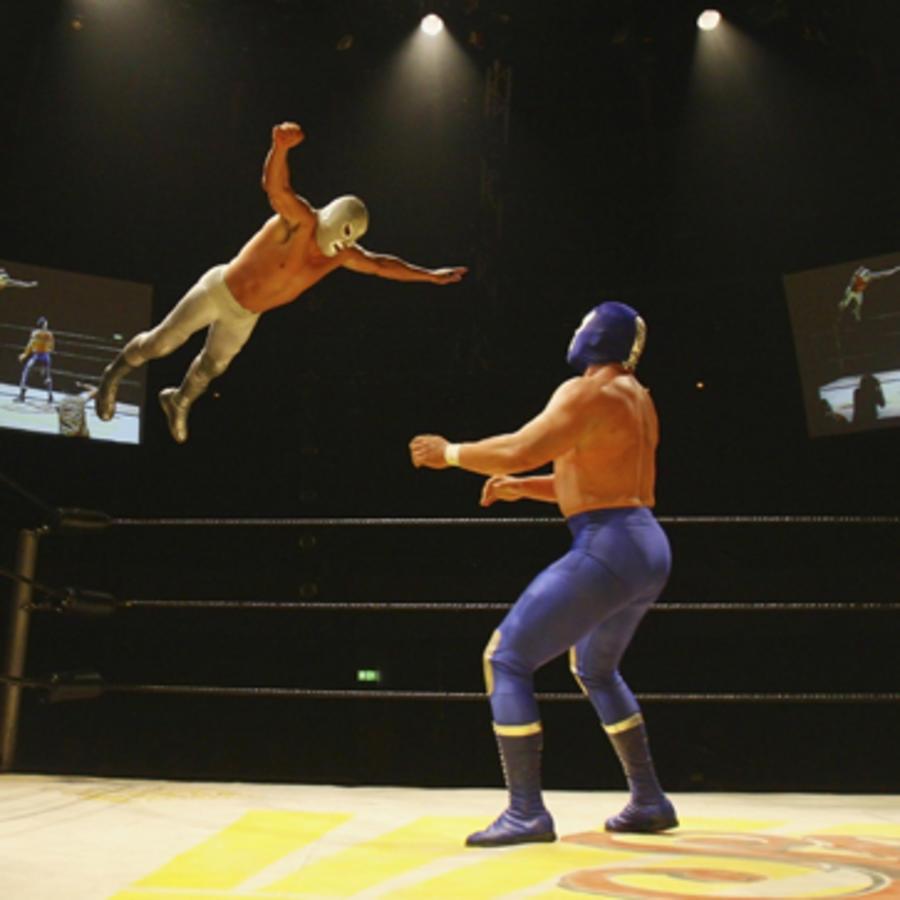 ¡Te llevamos a conocer una Escuela de Lucha Libre!