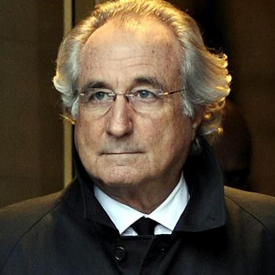 Bernard Madoff en una foto de archivo.