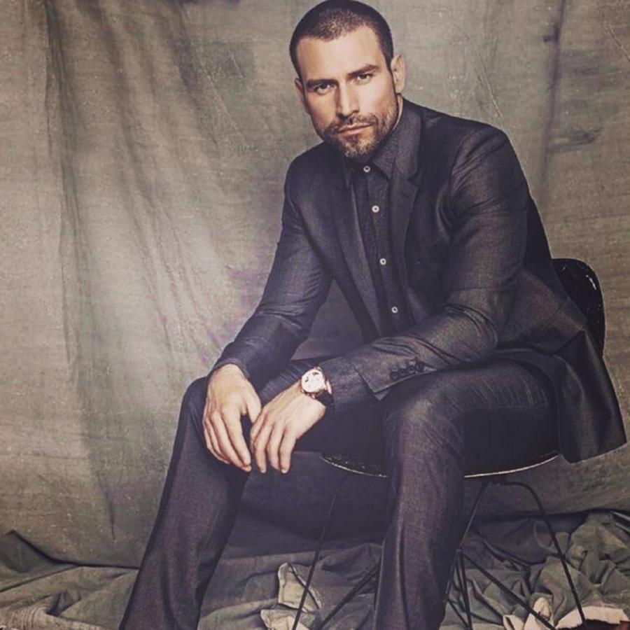 Rafael Amaya foto de Instagram